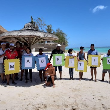 Team Building for C-Mauritius